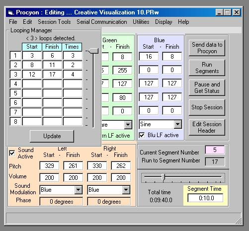 Procyon-Editor-LoopControl